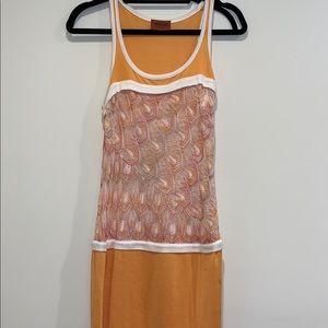 Missoni summer tank dress